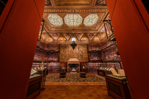Morgan LIbrary - 01 by Scott Kelby