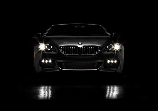 BMW 650i Refelection hi-res 4b by Scott Kelby