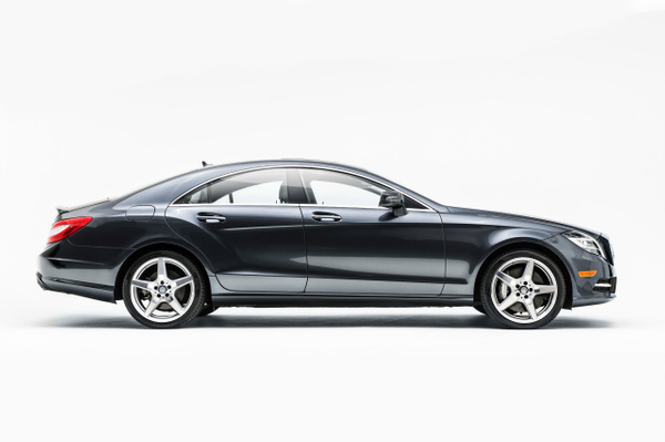 Mercedes CLS 551 by Scott Kelby