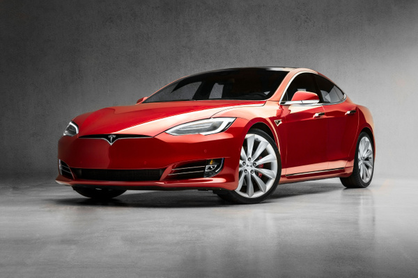 Tesla Model S Final 1 by Scott Kelby