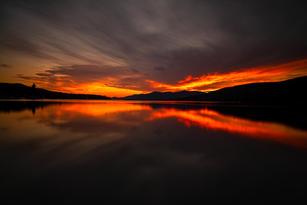 Lake George Darker