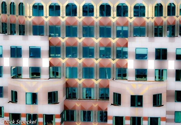 Modern Coliseum - Hometown Boston - Rick Stoeckel