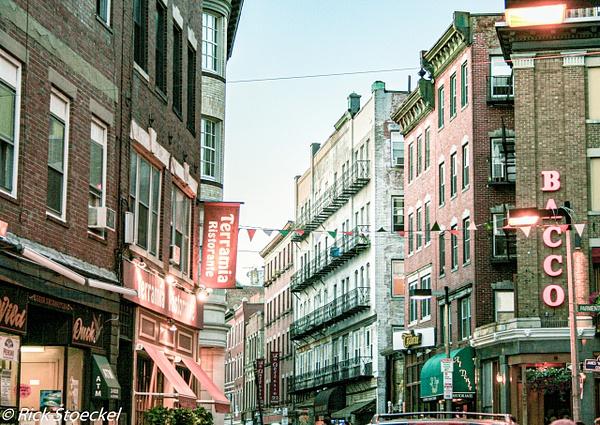 North End - Hometown Boston - Rick Stoeckel