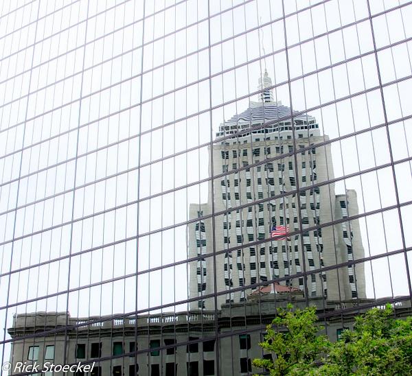 Old Hancock Tower - Hometown Boston - Rick Stoeckel