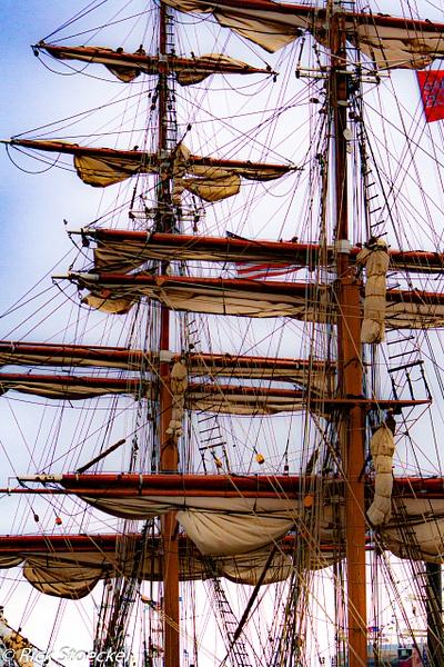 Sail Boston - Hometown Boston - Rick Stoeckel