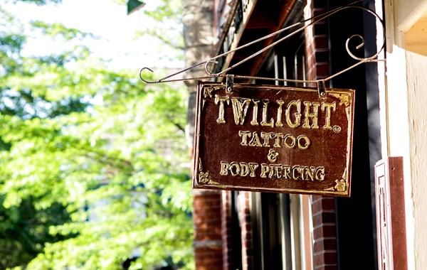 Twilight - Keene on Main - Rick Stoeckel