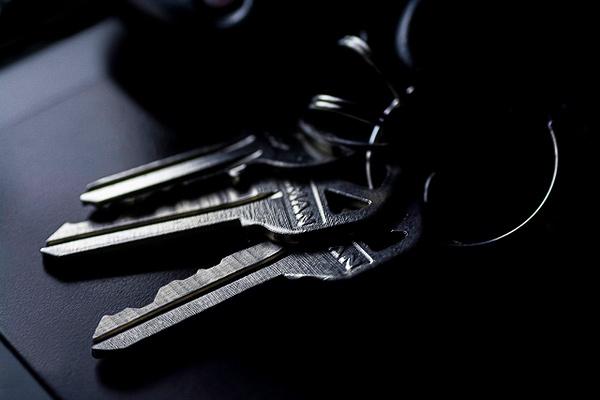 Keys by Snowkeeper