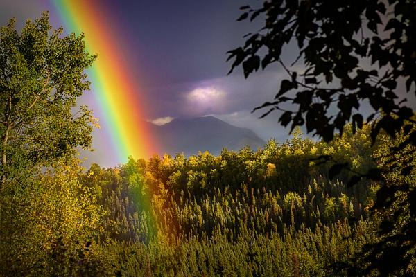 Rainbow Valley by Snowkeeper