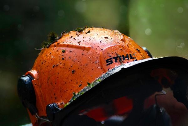 STIHL Hard Hat by Snowkeeper