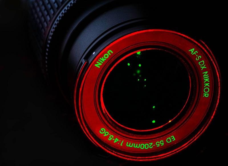 2nd Lens shot