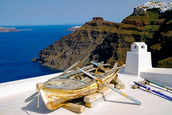 Santorini, Greece - D7000.0335 - Travel - Jack Smith Studio