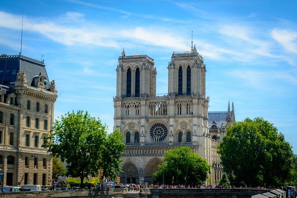 Notre-Dam Cathedral, Paris - D7100.2168 - Travel - Jack Smith Studio