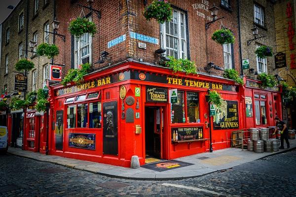 Temple Bar, Ireland - D7100.0496 - Travel - Jack Smith Studio