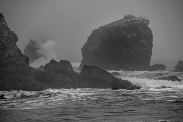 Power in the mist. by MichaelReining