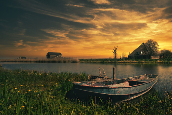 Scenic Netherlands