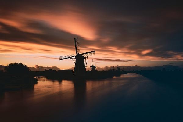 Kinderdijk - Windmill #5