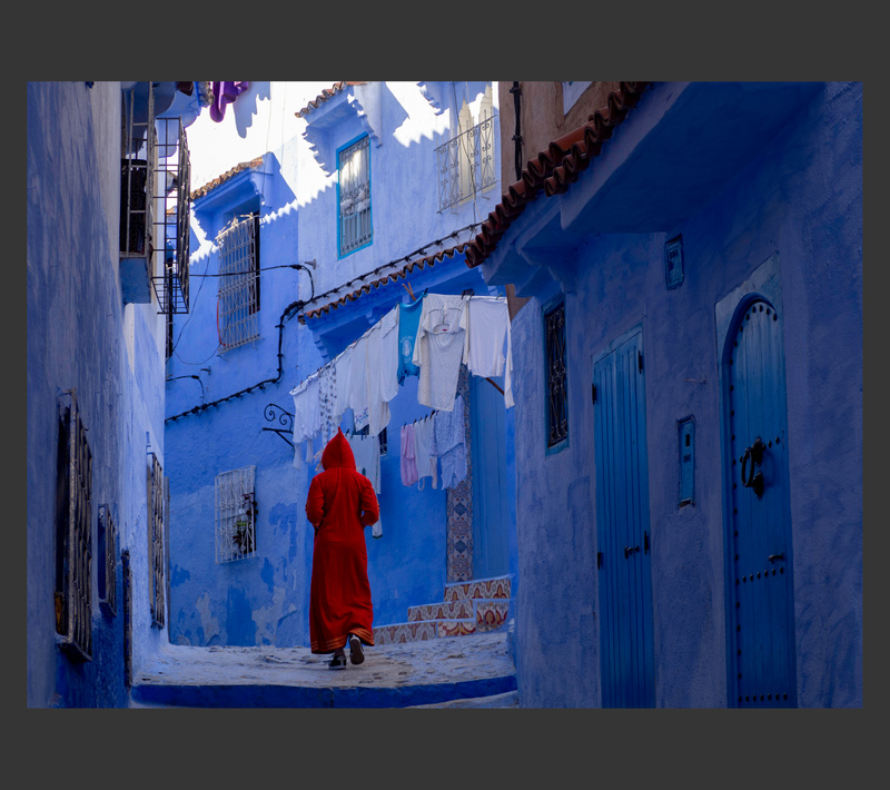 Blue City Morocco