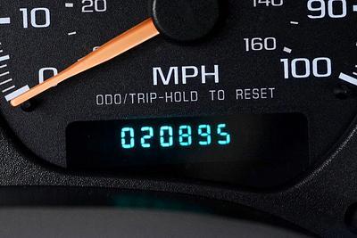 2003 GMC Sonoma SLS Extended Cab  Third-Door 4X4 Pickup Truck