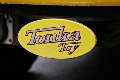 2004 Ford F-150 STX Tonka Toy Regular Cab  4-Door Flareside Bed 4X4 Pickup Truck