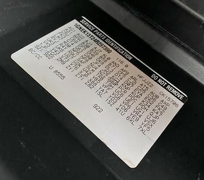 2004 Chevrolet Tahoe 1500 Z71 Sport Utility 4-Door 4X4