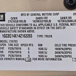 2004 Chevrolet Silverado 1500 Regular  Cab 2WD 6.5' Short BedPickup Truck.