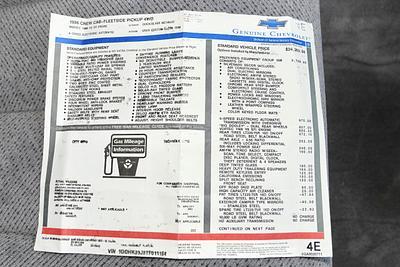 1996 Chevrolet Silverado C/K 3500 Crew Cab  4-Door 8' Dually Bed 4X4 Pickup Truck