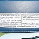 1991 Chevrolet Suburban V1500  Scottsdale 4X4 Sport Utility 4-Door