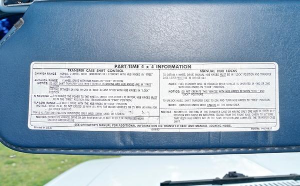 1991 Chevrolet Suburban V1500  Scottsdale 4X4 Sport...