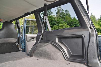 1999 Jeep CherokeeSport Model  4x4 4-Door Sport Utility Vehicle