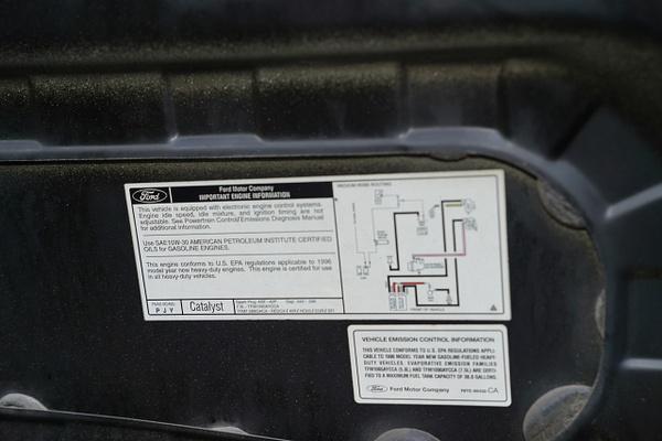 1996 Ford F-250 HD XLT Super Cab 6' Short Bed 4X4...
