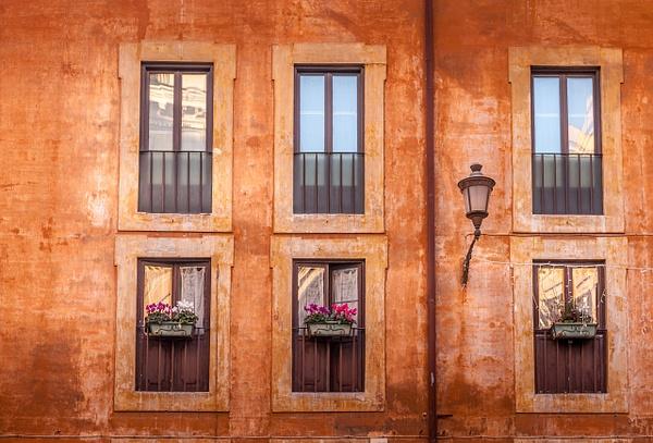 Roma building - ARCHITECTURE - MassimoUsai