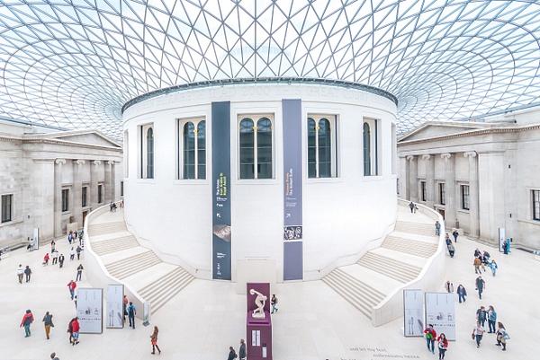 The British Museum - ENGLAND - MassimoUsai