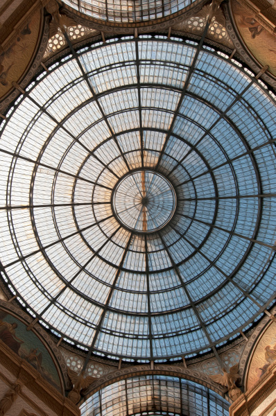 Milano - Oil Paint - MassimoUsai