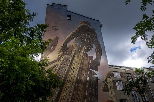 Graffiti - URBAN - MassimoUsai
