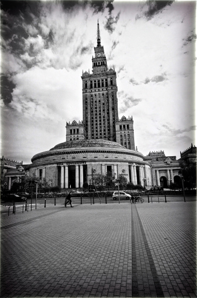 Warsaw - TRAVEL - MassimoUsai
