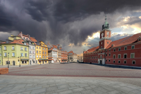 Warsaw - Massimo Usai Travel Photos