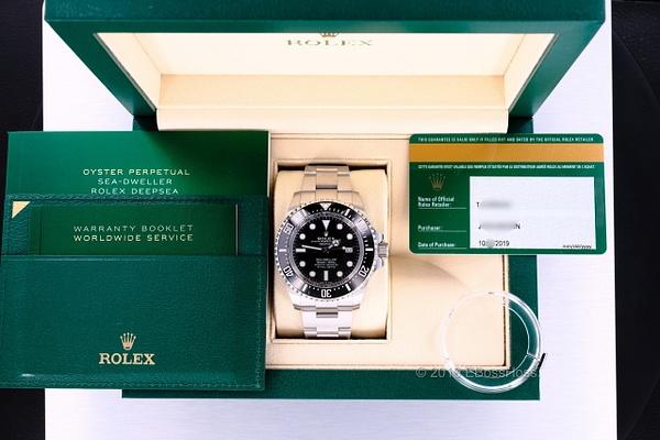 Rolex DEEPSEA Sea-Dweller - 126660 by EBossHoss