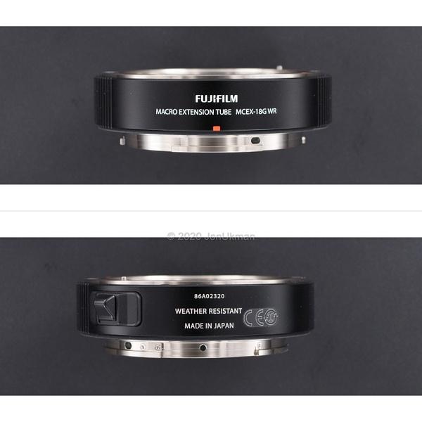 FujiFilm MCEX-18G WR Macro Extention Tube by EBossHoss