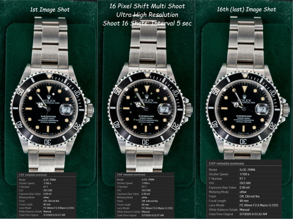 Rolex Submariner 168000 by EBossHoss