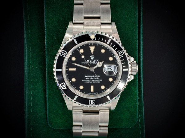 Rolex Submariner 168000 by EBossHoss by EBossHoss