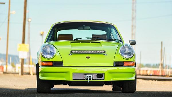 1972 Porsche Safari Rothsport by MattCrandall