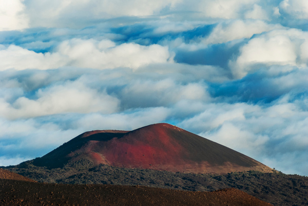 Red Crater - The World - Steve Juba Photography