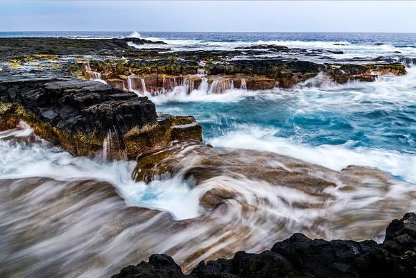 Swirl Hole - Landscape -  Steve Juba Photography