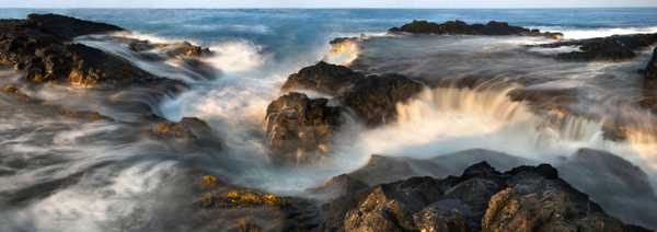 pano Waves lower mac screen brightness edged fix - Landscape -  Steve Juba Photography