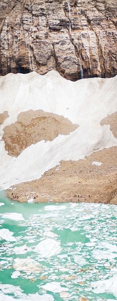 3 layers glacier - Nature - Steve Juba Photography