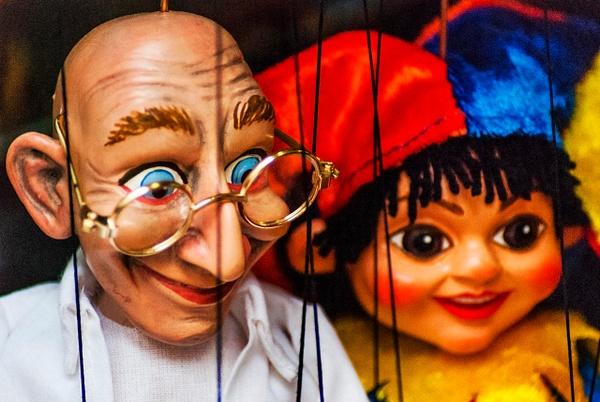 Prague Puppets - People & Culture - Steve Juba Photography