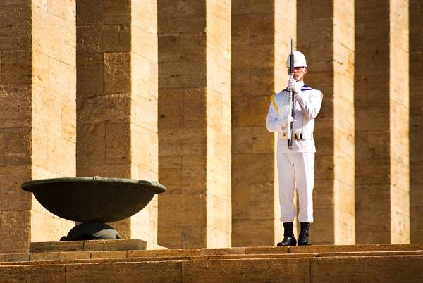soldier statue - People & Culture - Steve Juba Photography