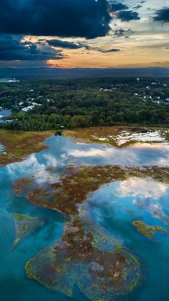 The OOB Marsh - Landscape -  Steve Juba Photography