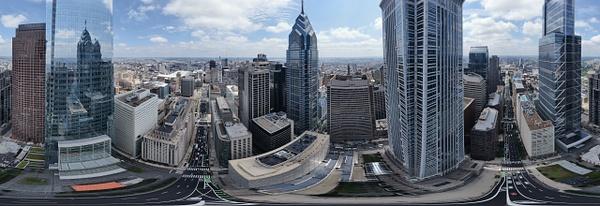 Philly Downtown 360 - 360 Photos - Steve Juba Photography