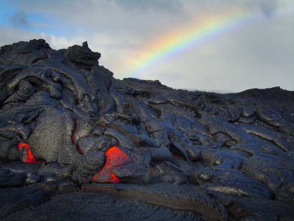 Rainbow Flow - Nature - Steve Juba Photography